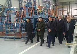 Deputy Minister of Defense visited the Nizhny Novgorod region on April 9